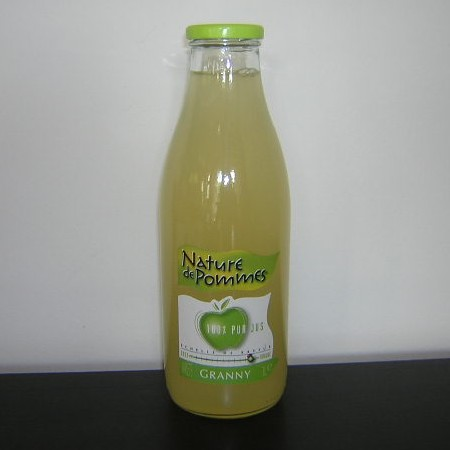 JUS DE POMME GRANNY SMITH