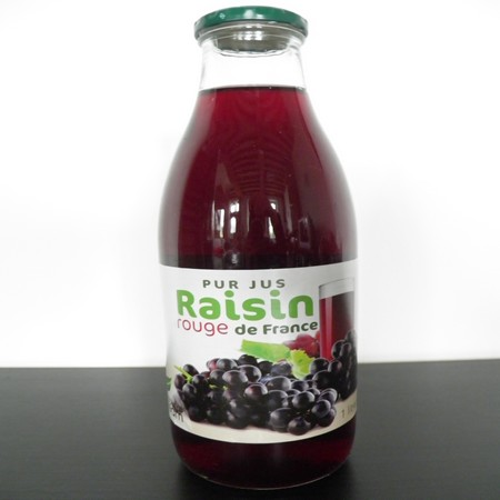 PUR JUS DE RAISIN ROUGE