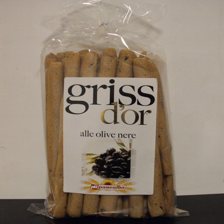 GRISS D\'OR OLIVES NOIRE